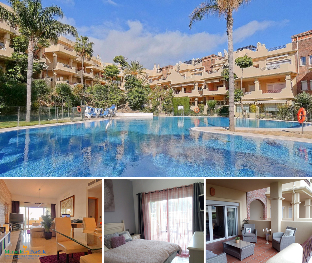 Immaculate 2 Bed Apartment For Sale - Los Flamingos