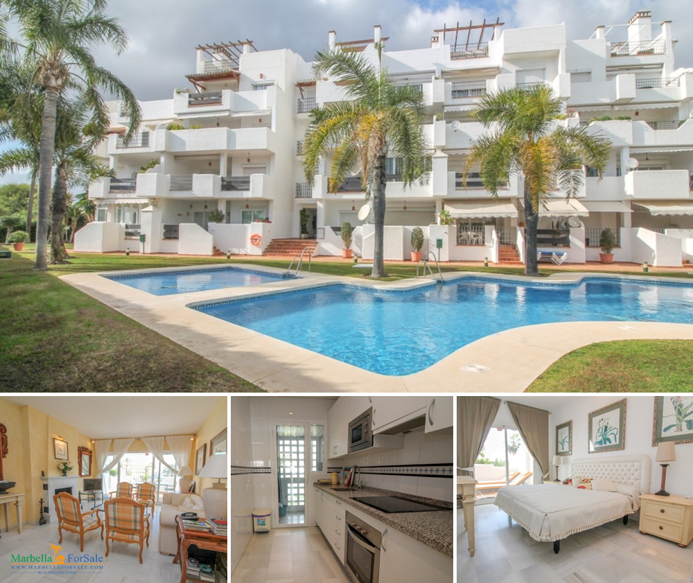 Spacious 2 Bed Apartment For Sale in Puerto Banús