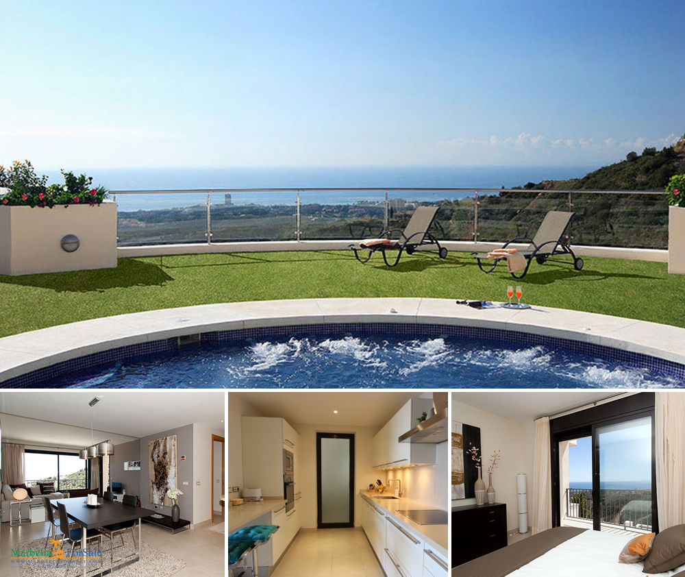 2 Bed Apartment For Sale - Altos de los Monteros