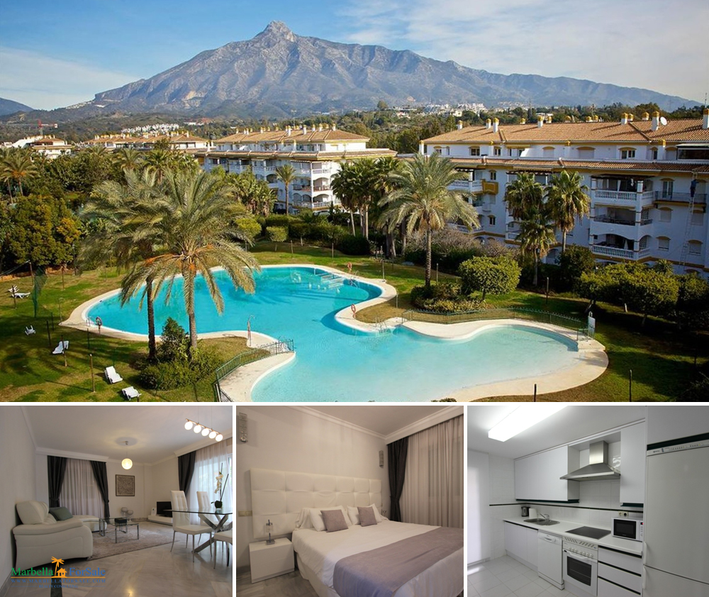 2 Bed Apartment For Sale in Puerto Banús