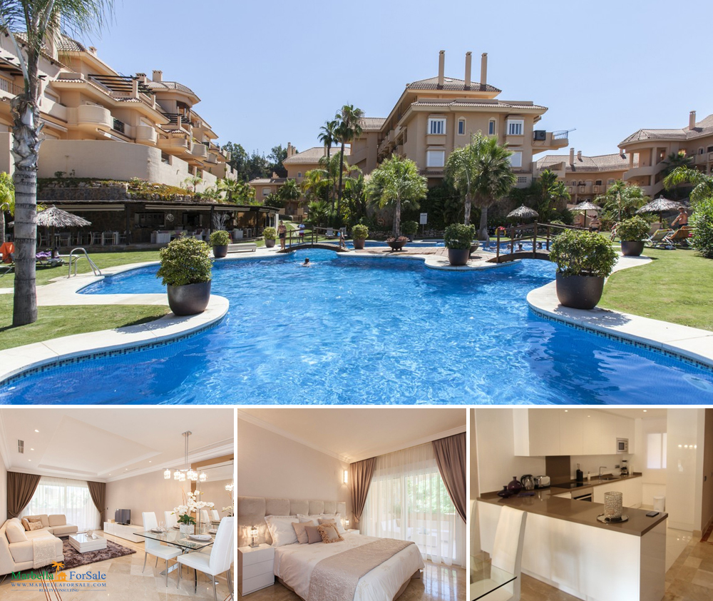 Stunning 2 Bed Apartment For Sale - Nueva Andalucía