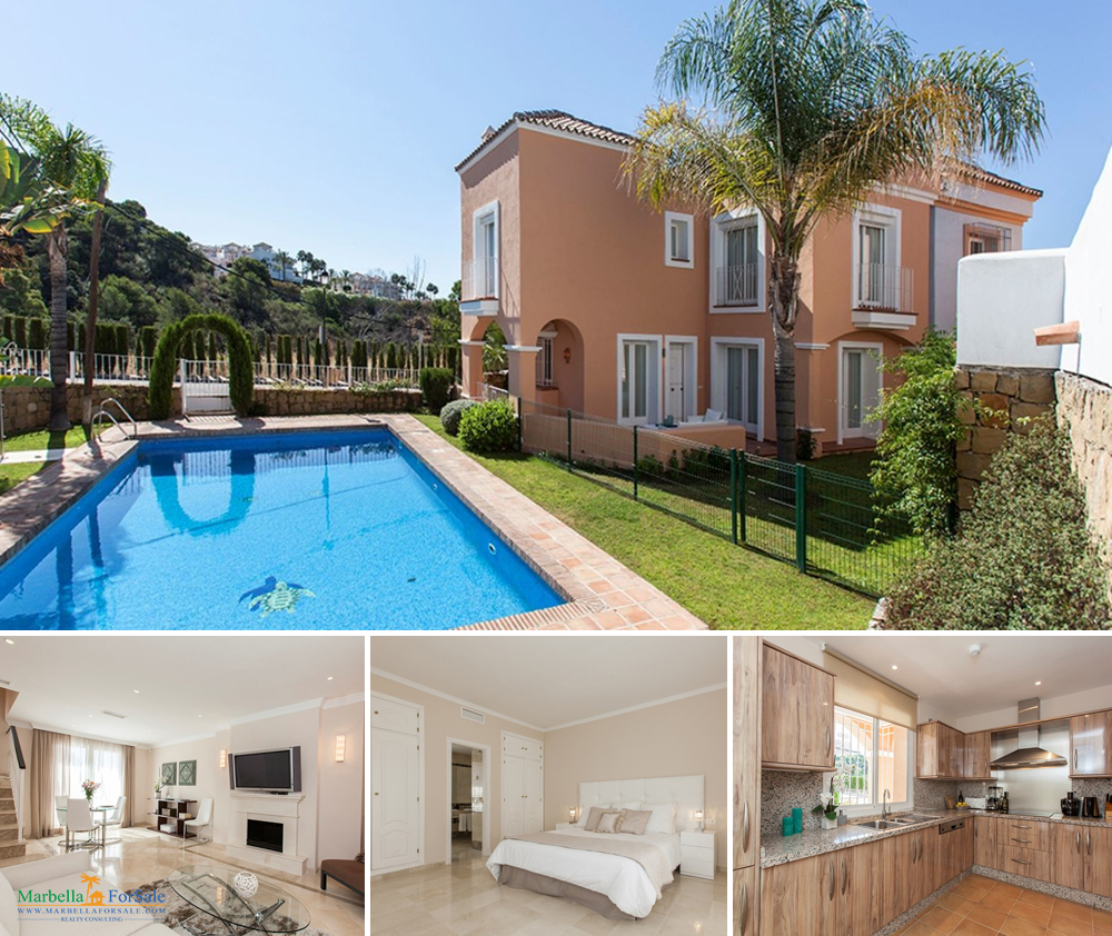 Spacious 2 Bed Townhouse For Sale - Nueva Andalucía
