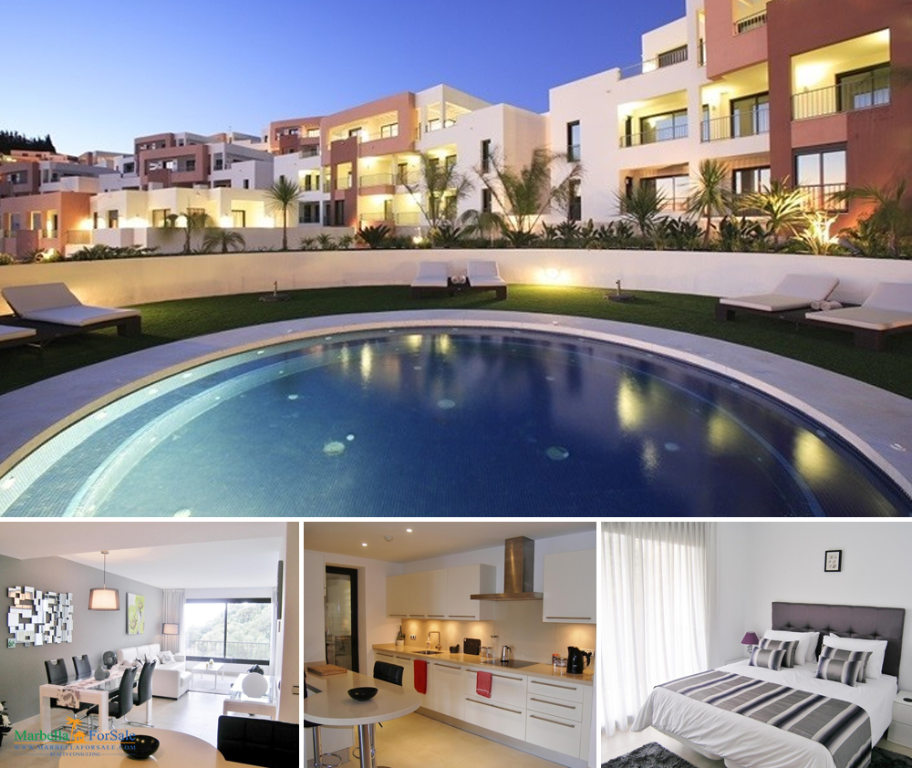 Superb 2 Bed Apartment For Sale - Marbella