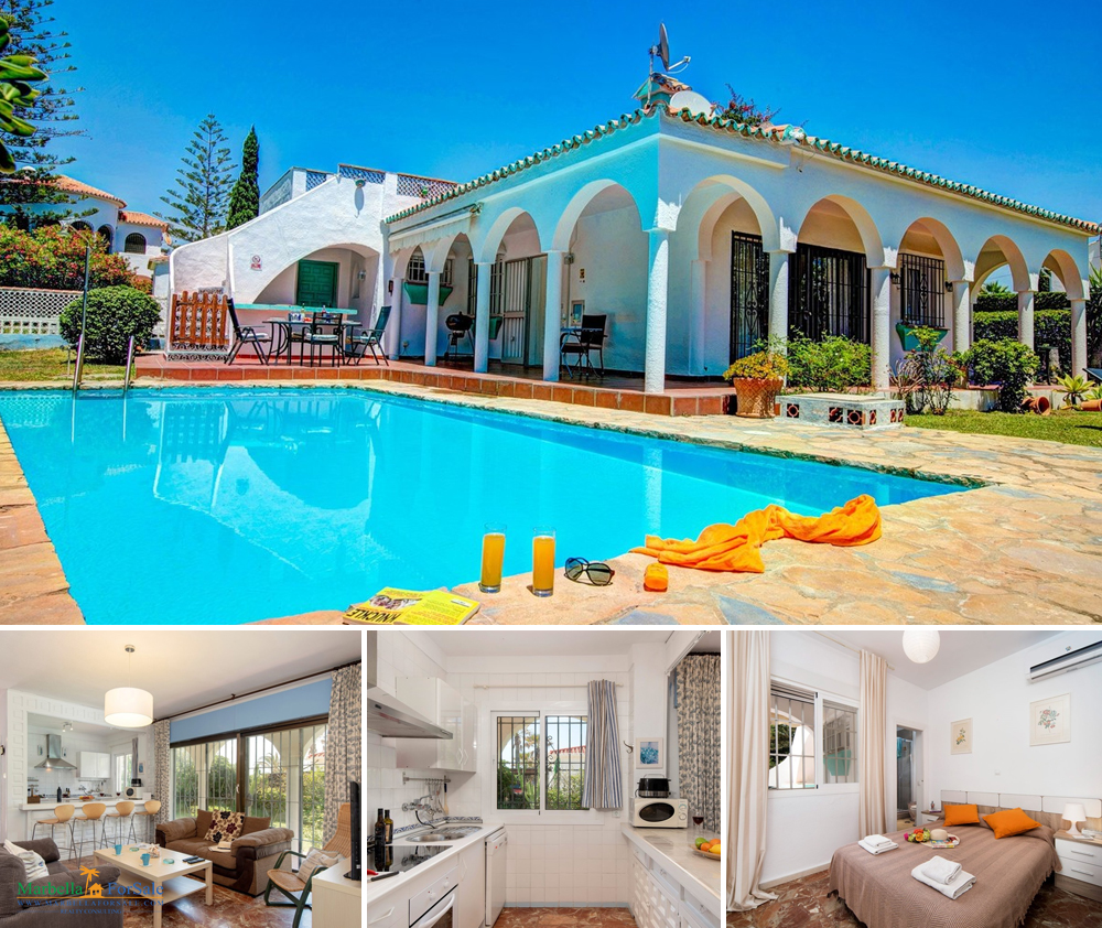 Lovely 3 Bed Villa For Sale in Marbesa
