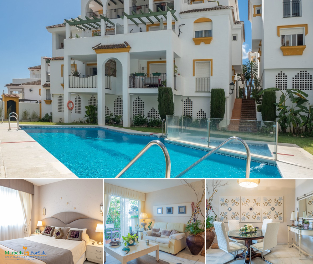 3 Bed Apartment For Sale in Marbella