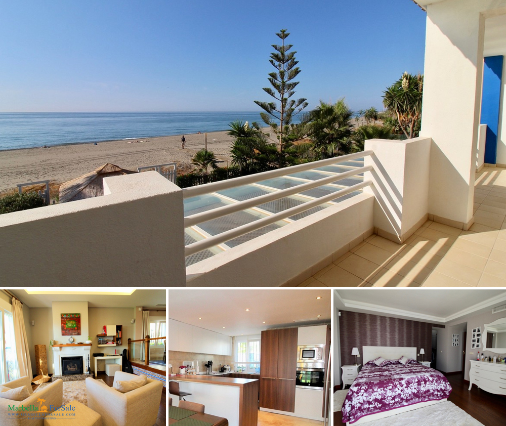 Beachfront Townhouse For Sale - New Golden Mile