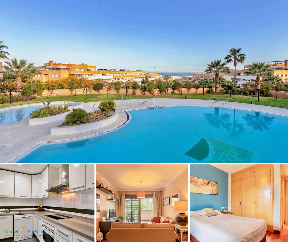 Lovely 3 Bed Apartment For Sale in Torremolinos