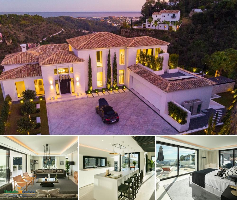 Spectacular 5 Bed Villa For Sale in El Madroñal