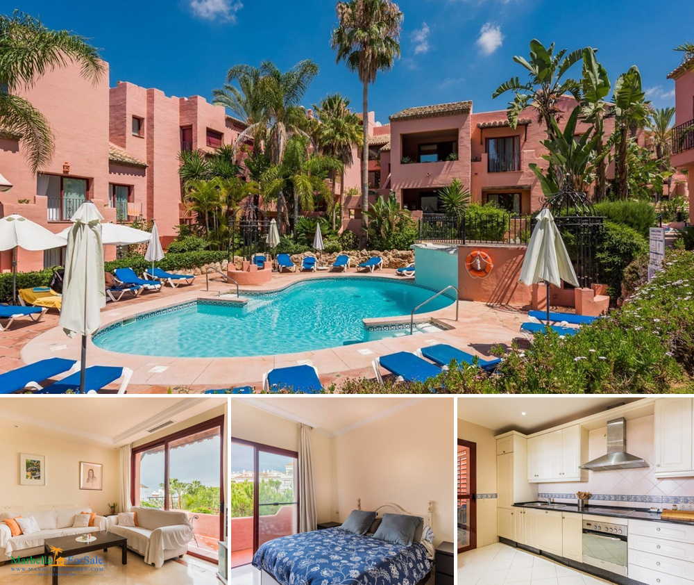 Lovely 3 Bed Penthouse For Sale in Elviria