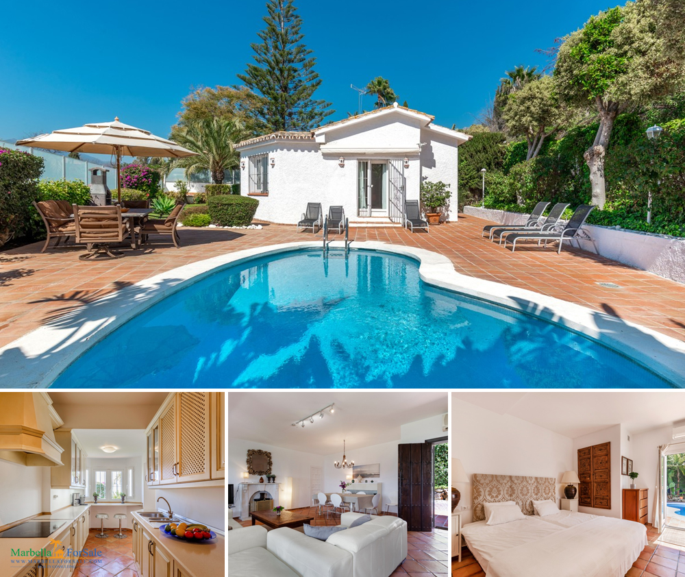 Impressive 4 Bed Villa For Sale in Marbella