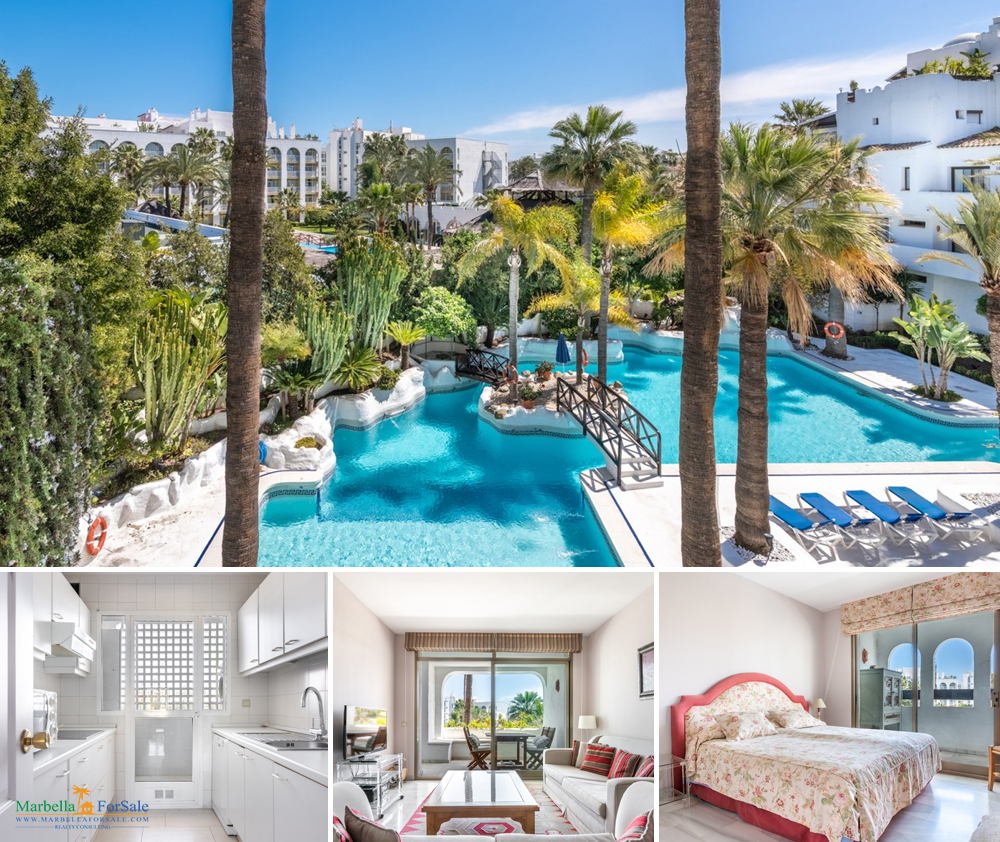 Nice 2 Bed Apartment For Sale in Puerto Banús