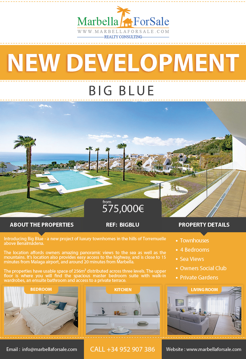 New Homes For Sale - Benalmádena