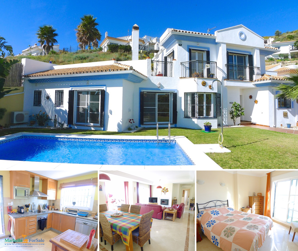Lovely 3 Bed Villa in Riviera del Sol