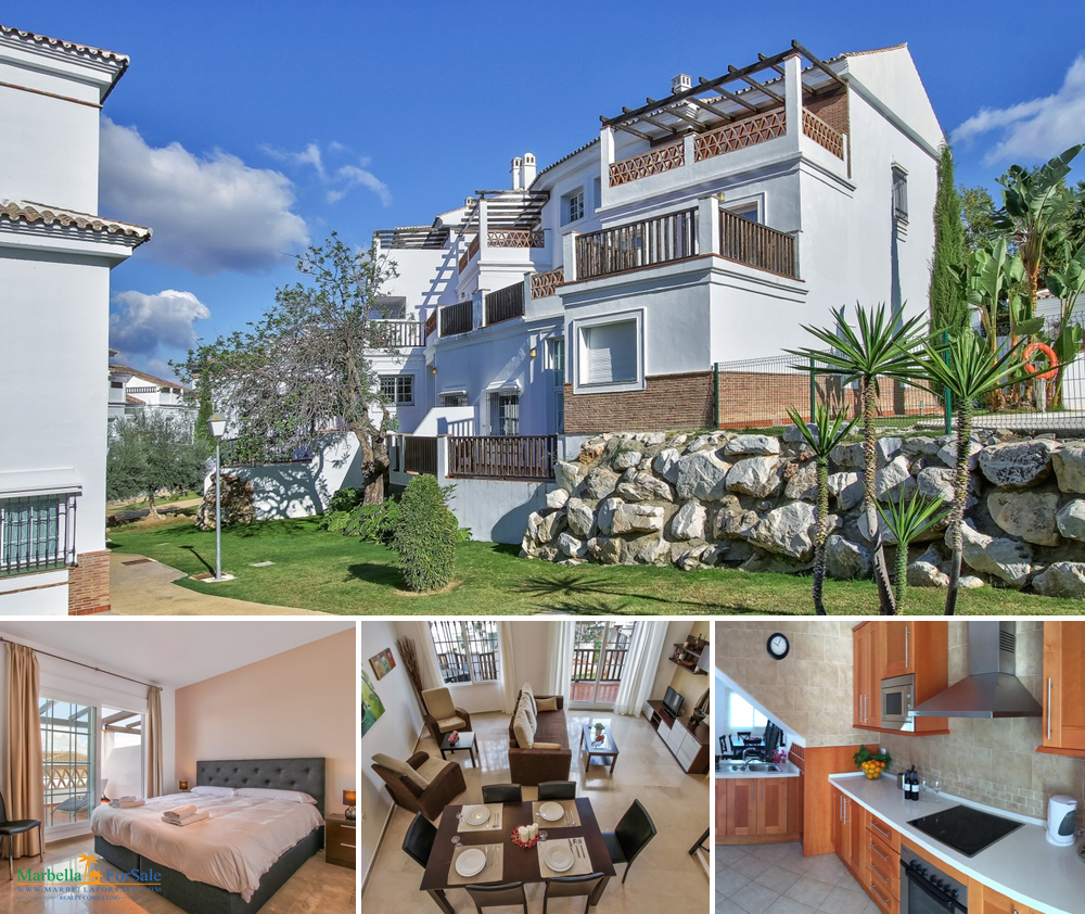 Lovely 2 Bed Penthouse For Sale in Alhaurín