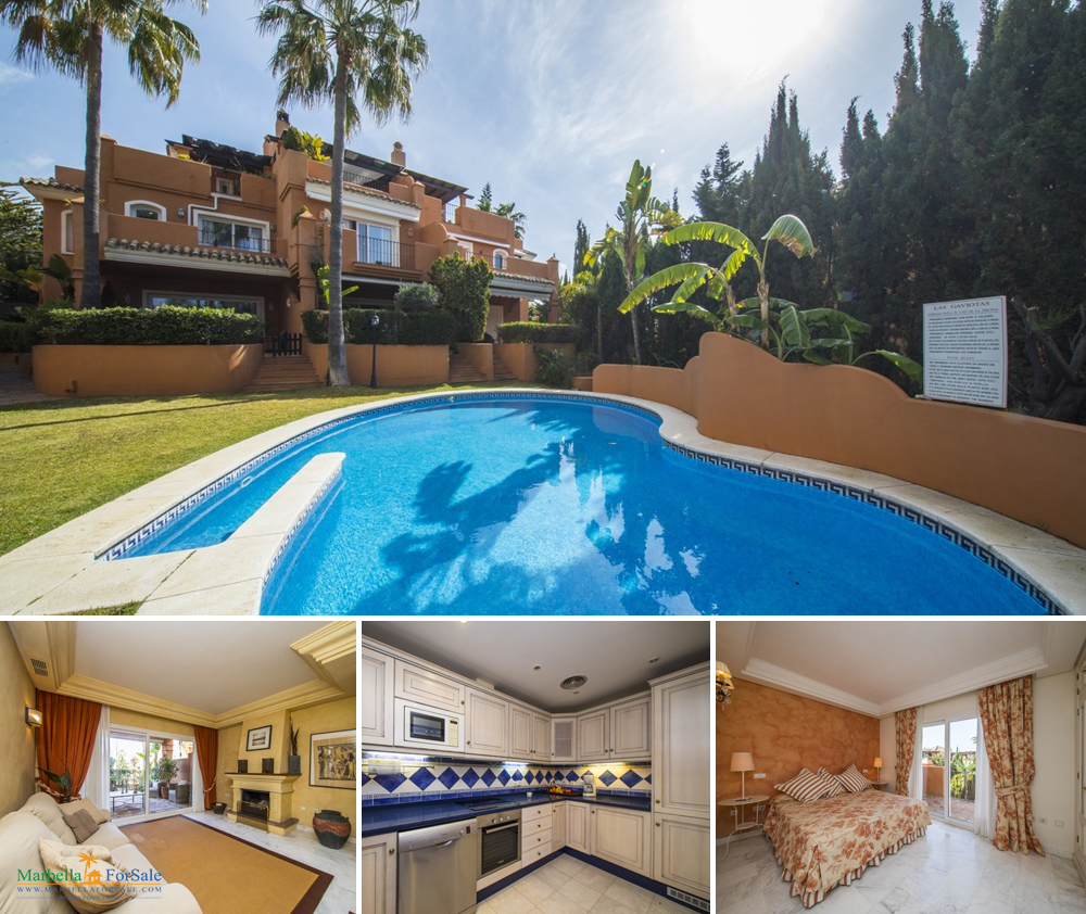 Lovely 2 Bed Townhouse For Sale - Bahía de Marbella