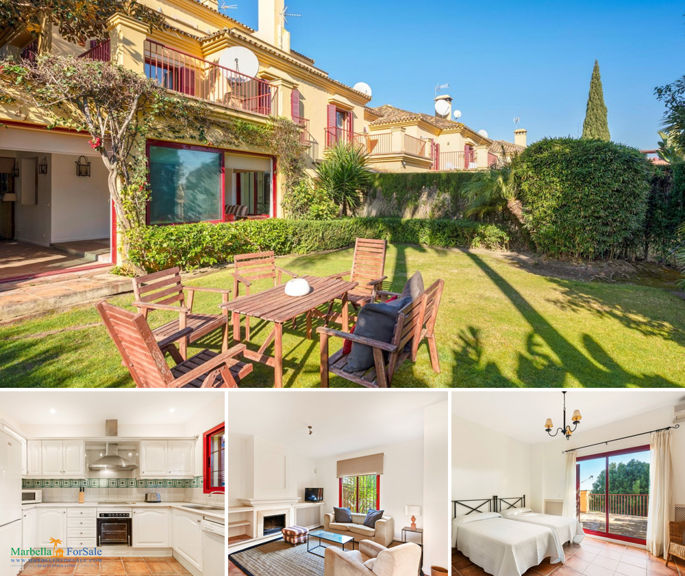 Impressive 5 Bed Townhouse For Sale - Sotogrande