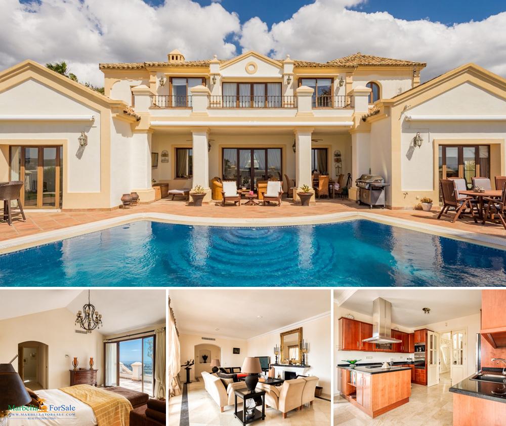 Fantastic 4 Bed Villa For Sale - Benahavís