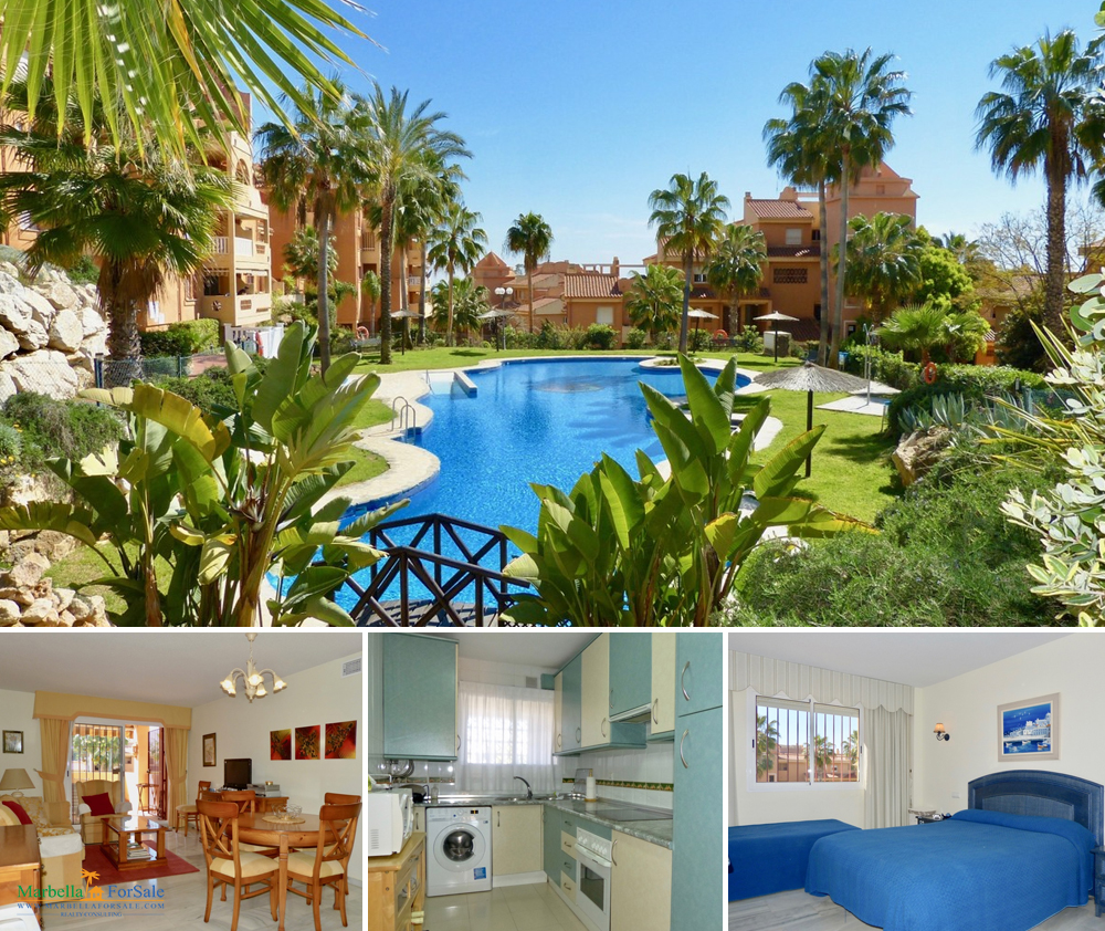 Spacious 2 Bed Apartment For Sale - Reserva de Marbella