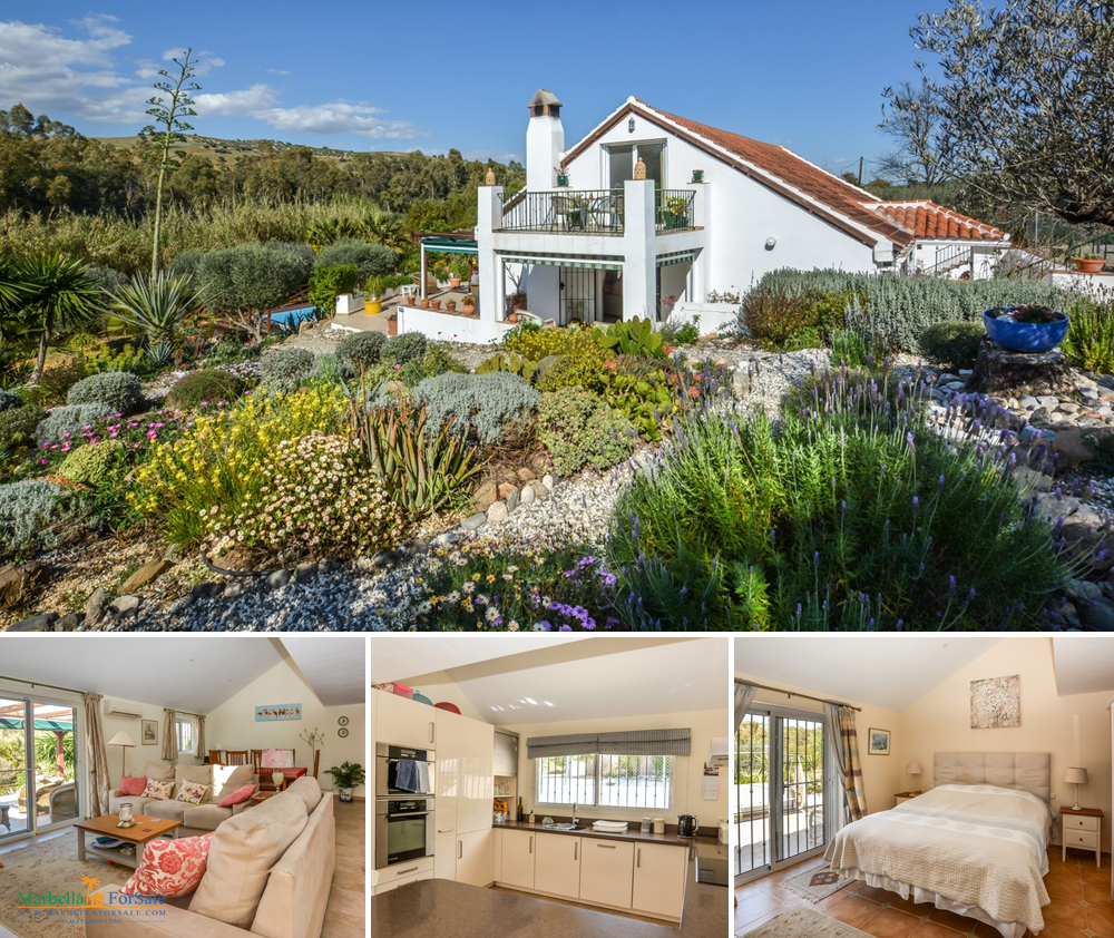Beautiful 3 Bed Country Finca For Sale - Coín