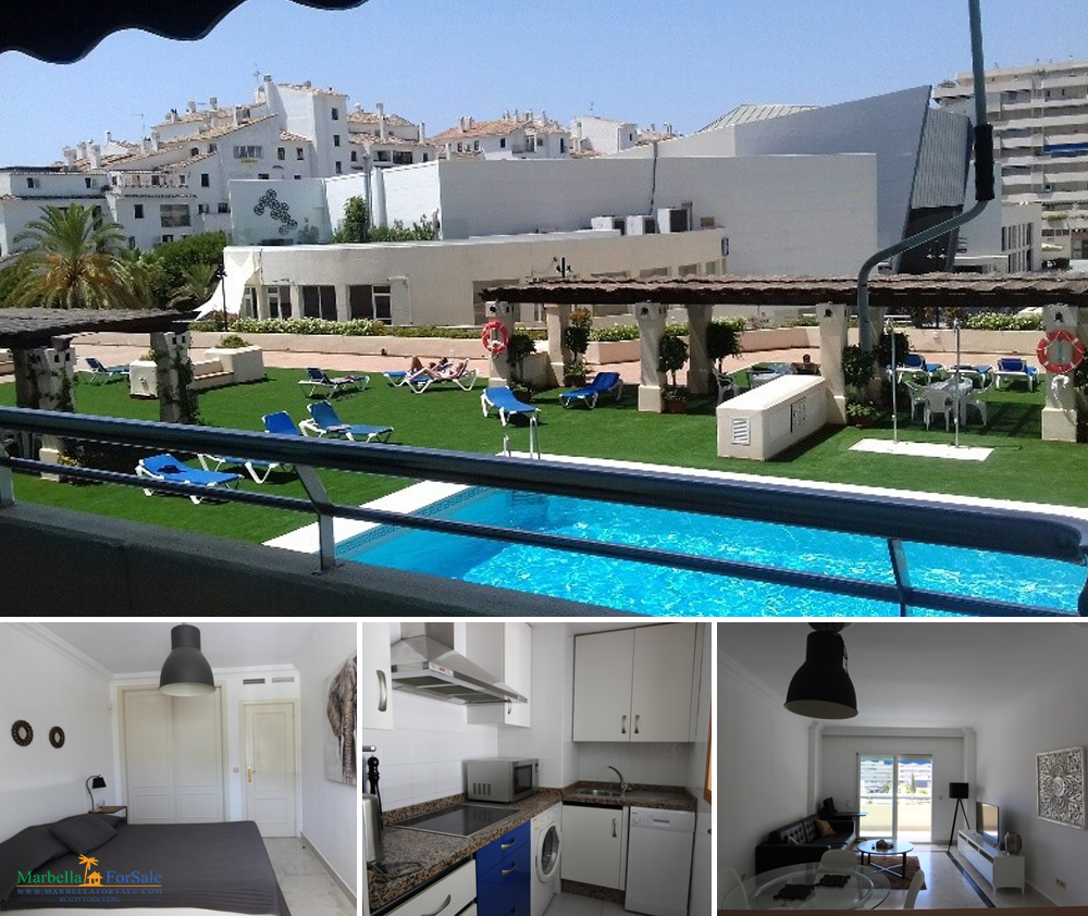 1 Bed Apartment For Sale in Puerto Banús