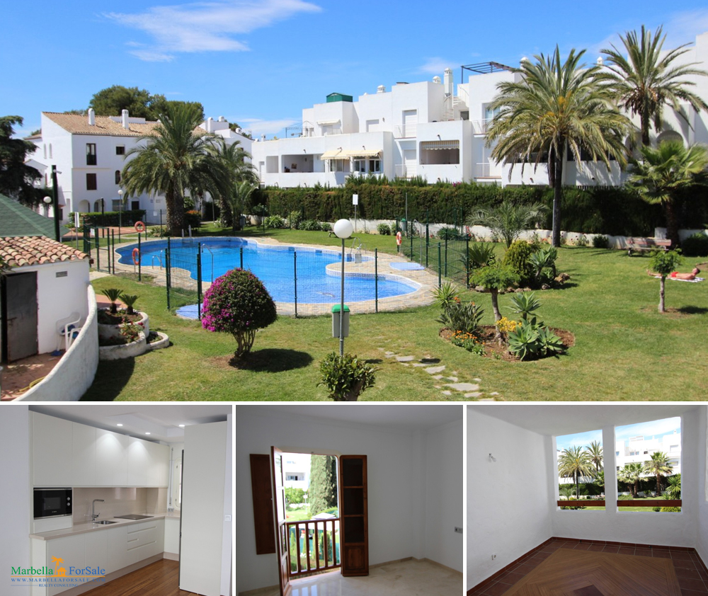 2 Bed Apartment For Sale in El Paraiso