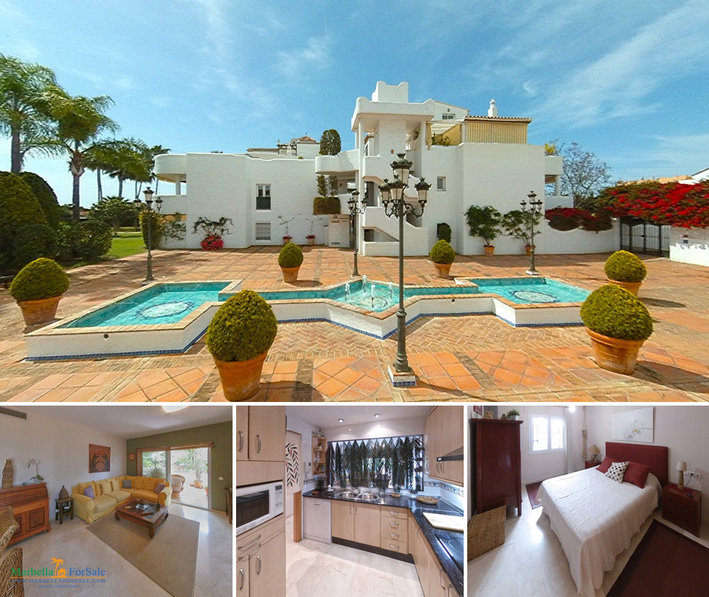 Excellent 2 Bed Apartment For Sale in Marbella