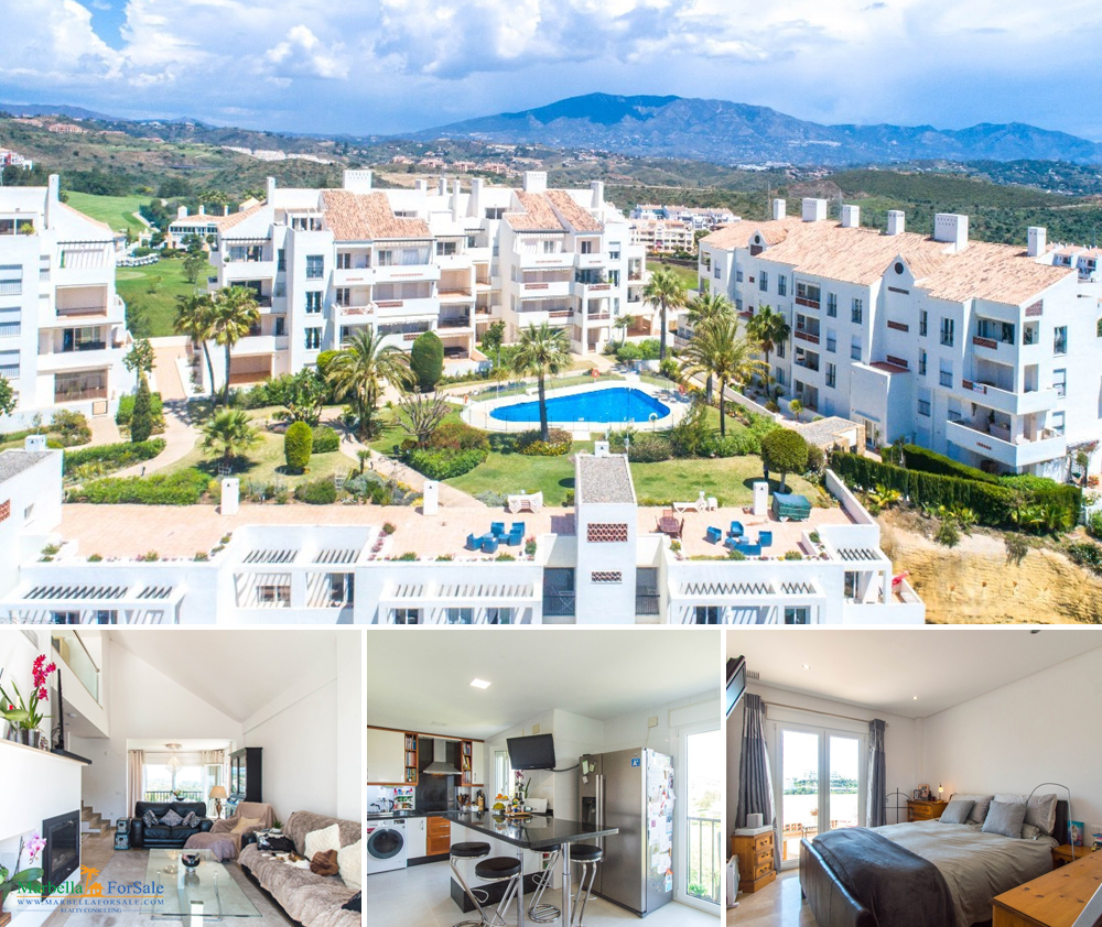4 Bed Penthouse For Sale - Riviera del Sol