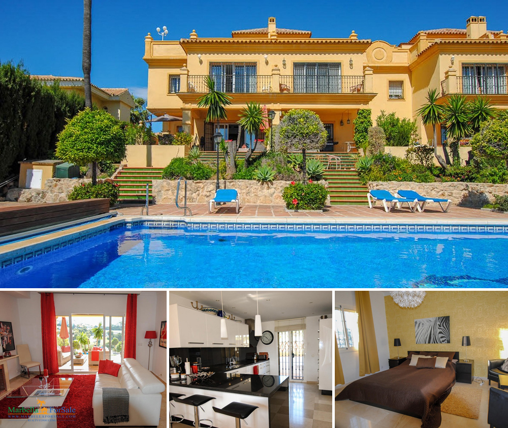 3 Bed Townhouse For Sale in Riviera del Sol