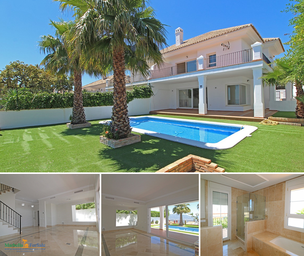 Stunning 4 Bed Villa For Sale in La Mairena