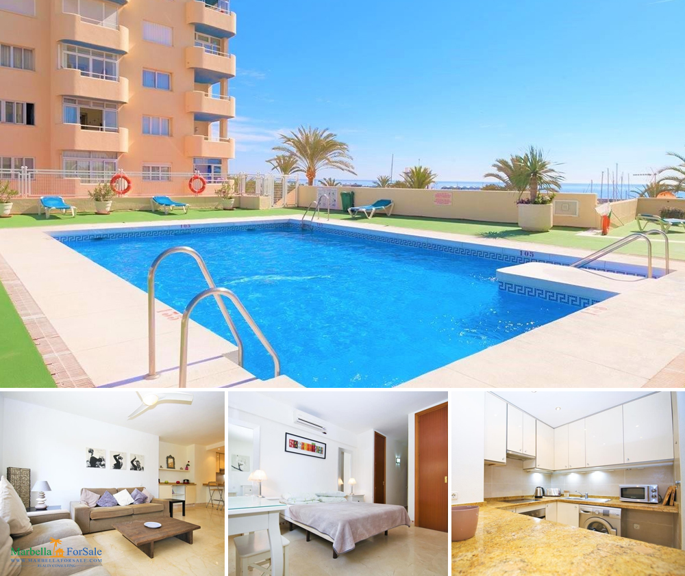 Spacious 2 Bed Apartment For Sale in Estepona