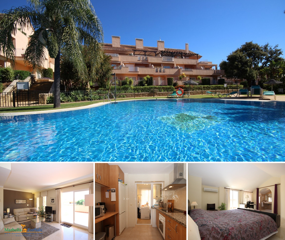 Spacious 2 Bed Penthouse For Sale in Elviria