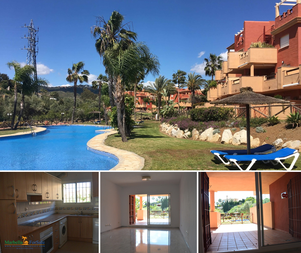 2 Bed Apartment For Sale in Reserva de Marbella