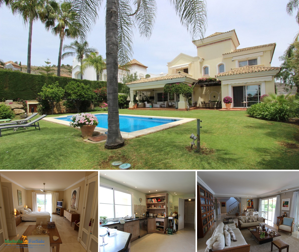 4 Bed Villa For Sale in La Quinta