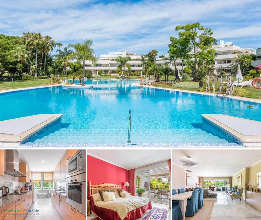 Large 3 Bed Apartment For Sale - Nueva Andalucía