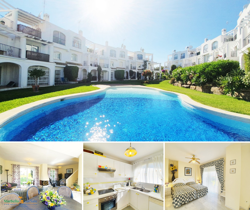 3 Bed Townhouse For Sale in La Duquesa