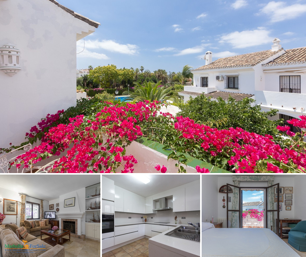 Lovely 4 Bed Townhouse in San Pedro Alcantara