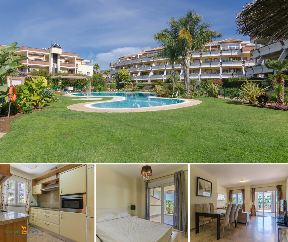 2 Bed Apartment For Sale in Mijas
