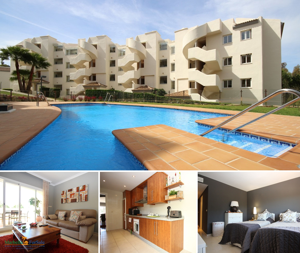 Nice 2 Bed Apartment For Sale - Elviria