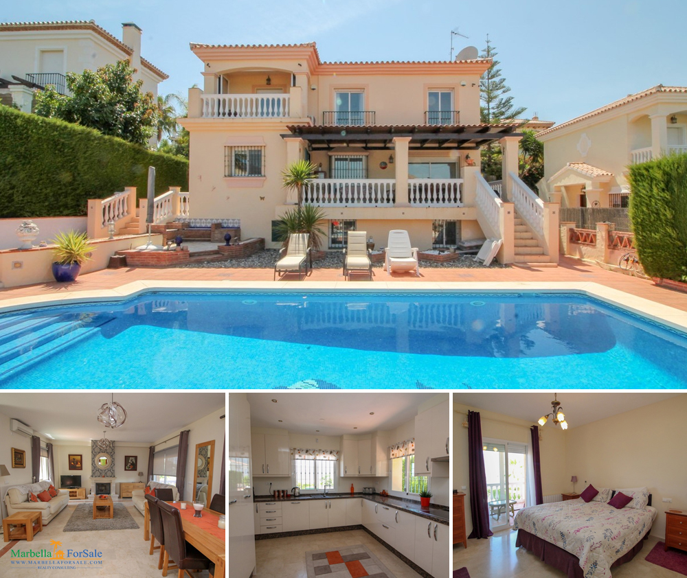 Stunning 5 Bed Villa For Sale - Coín