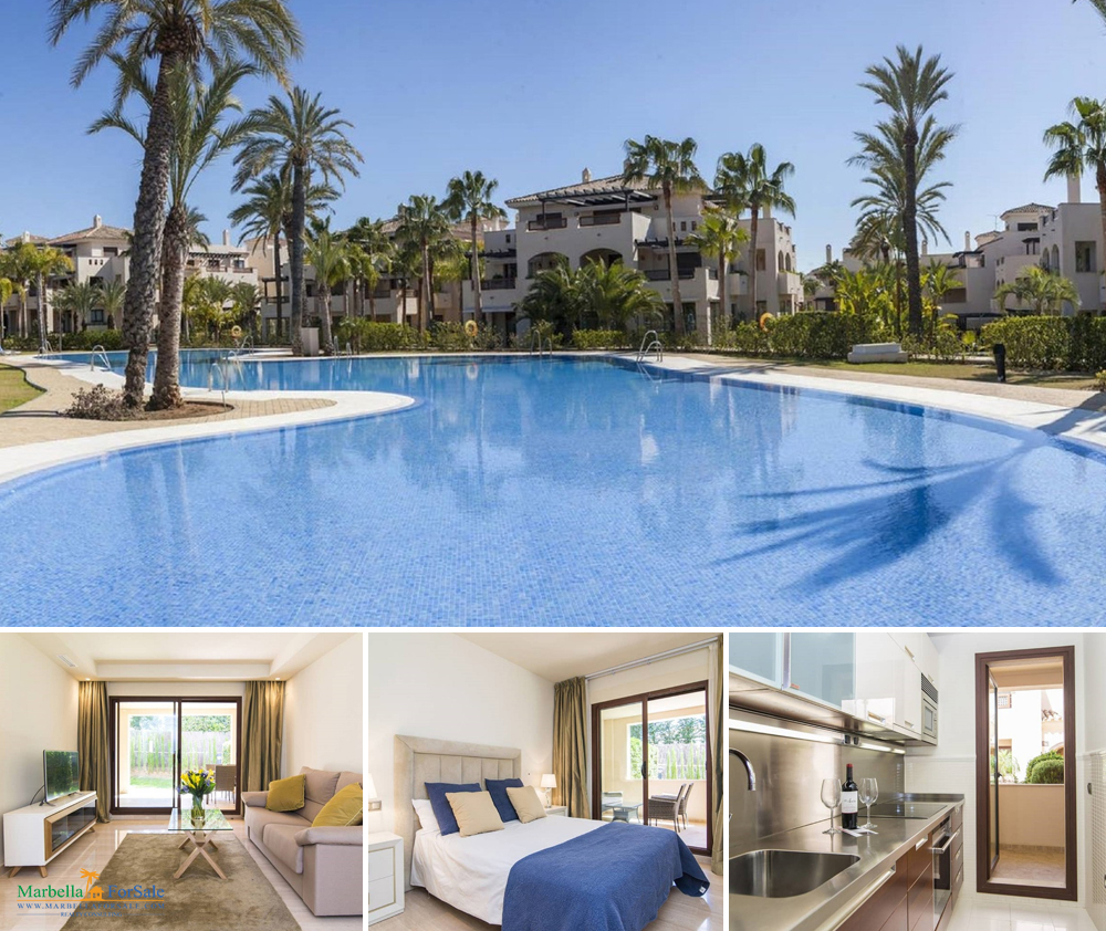 2 Bed Ground Floor Apartment - Puerto Banús