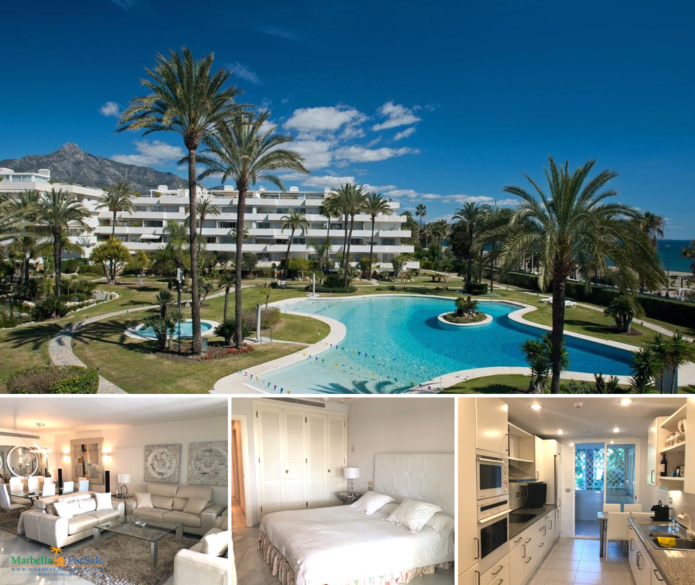 Luxury 3 Bed Apartment For Sale - Puerto Banús