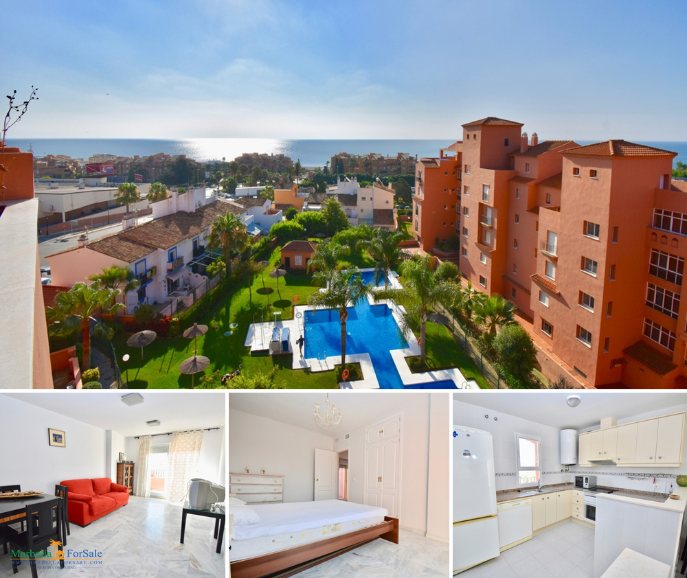 Lovely 1 Bed Penthouse For Sale - La Duquesa