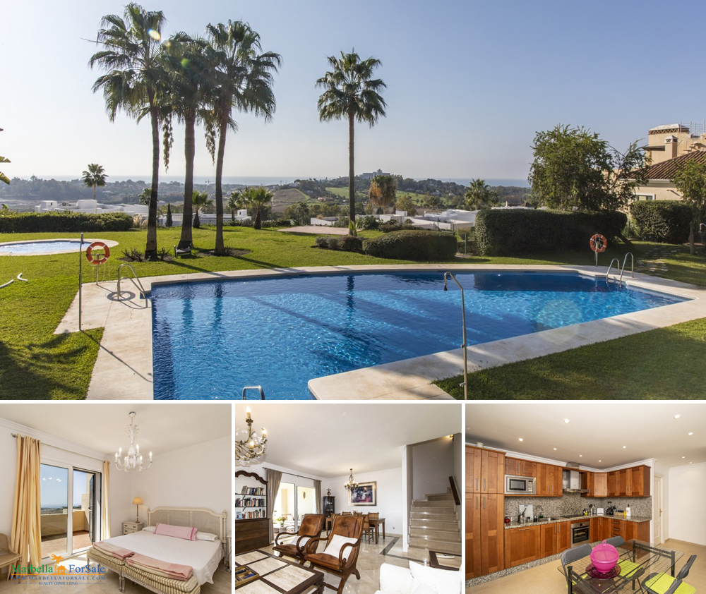 3 Bed Townhouse For Sale in El Paraiso