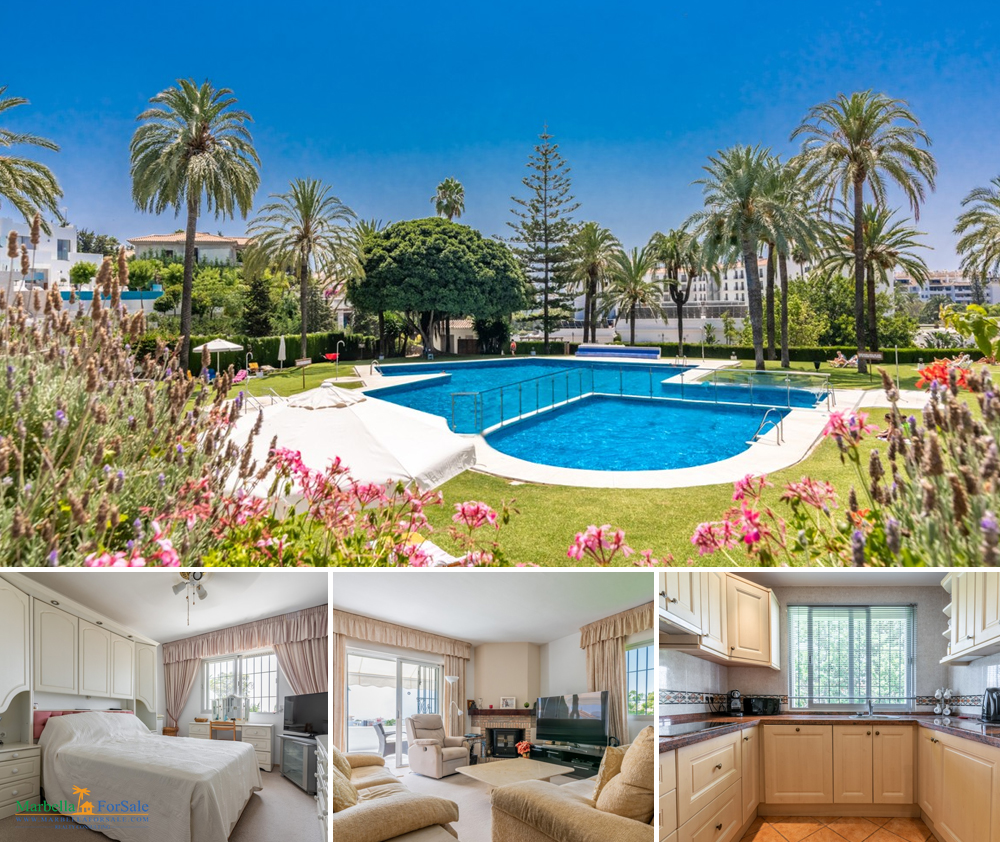 Spacious 3 Bed Penthouse - Nueva Andalucía