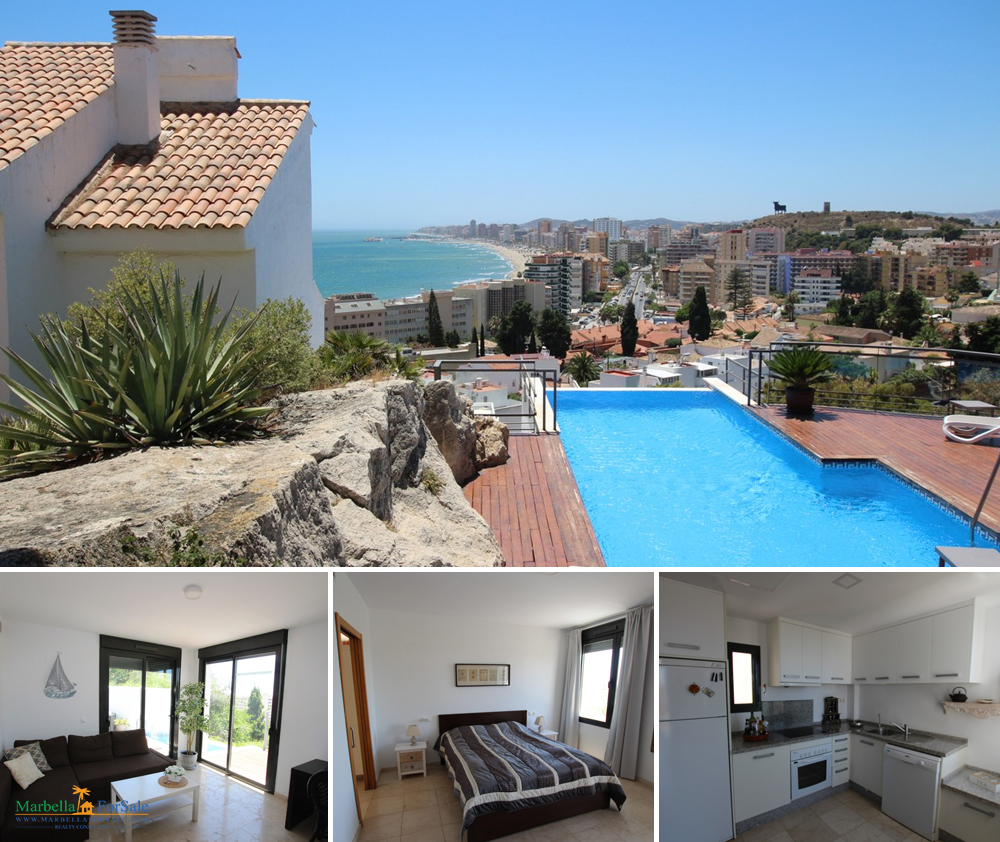 4 Bed Townhouse For Sale in Torreblanca