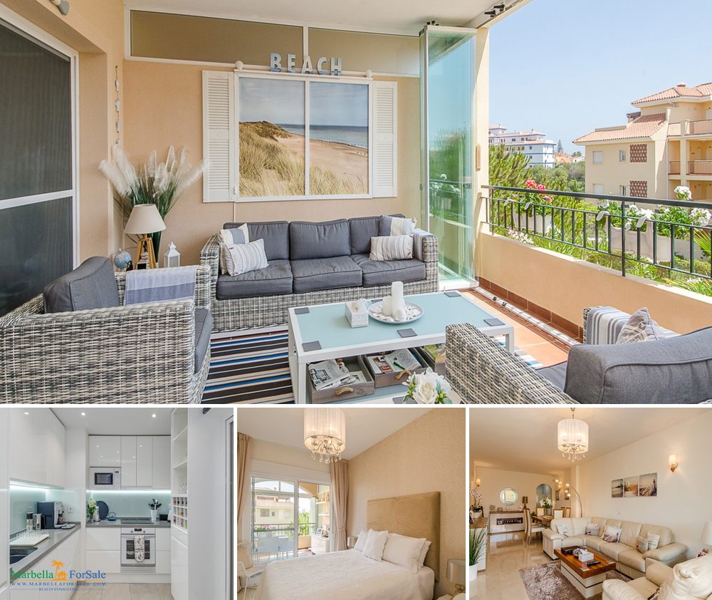 Gorgeous 2 Bed Apartment For Sale - Mijas Costa