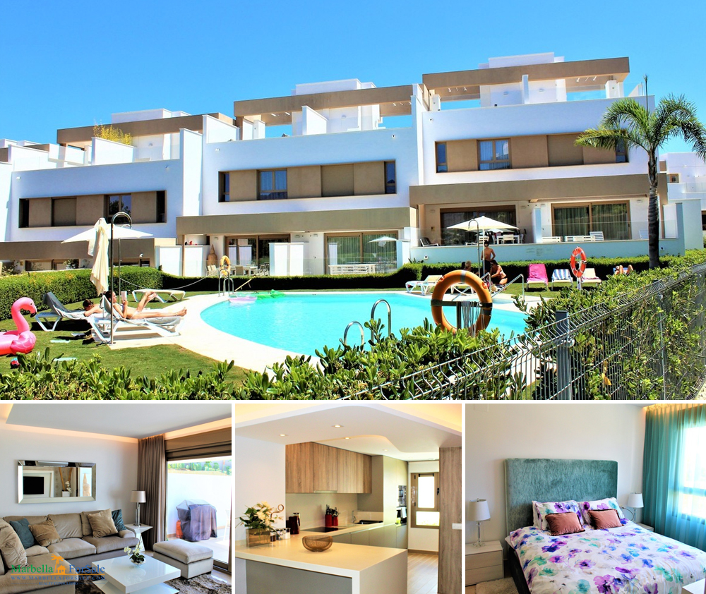 3 Bed Townhouse For Sale in La Cala