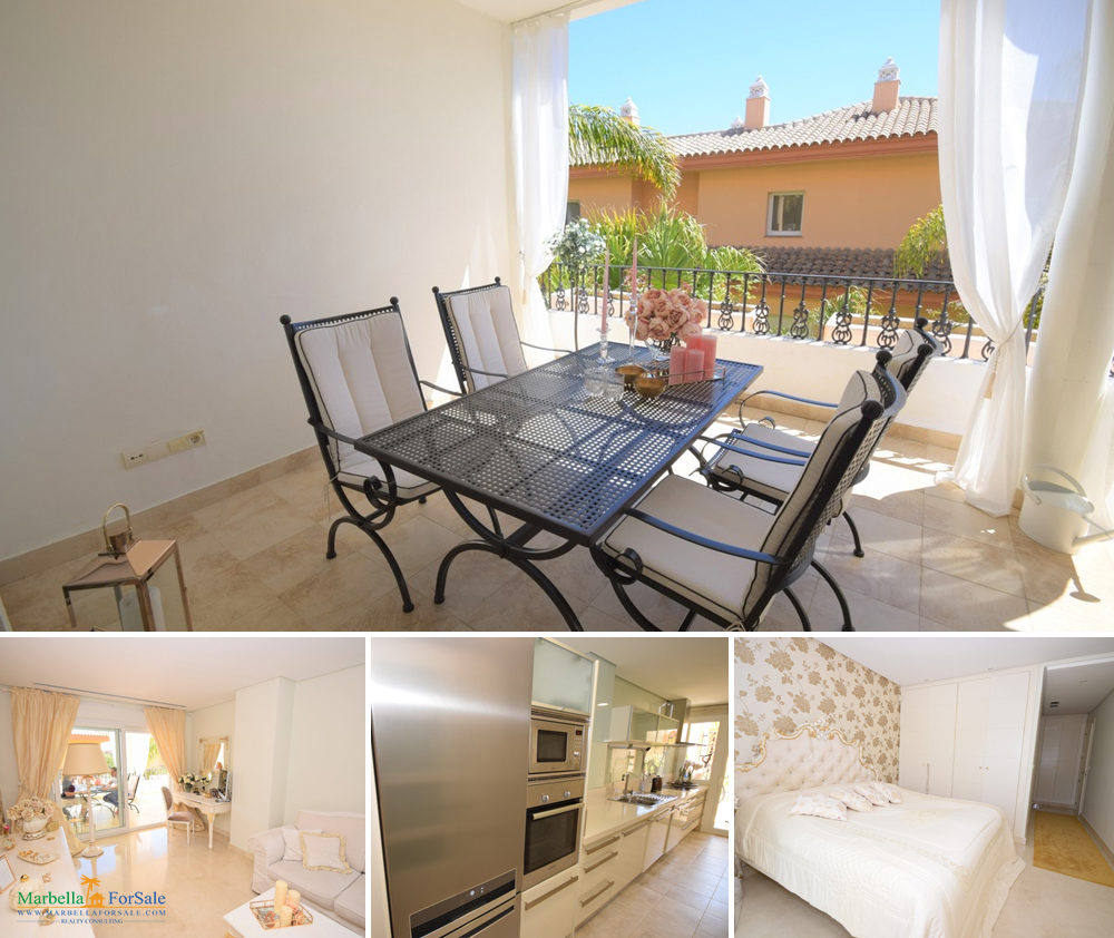 Lovely 1 Bed Apartment For Sale - Nueva Andalucia