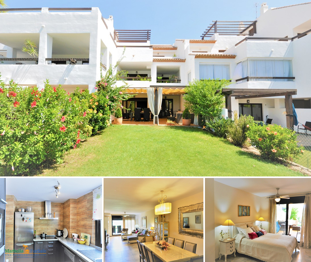 2 Bed Apartment For Sale in Casares