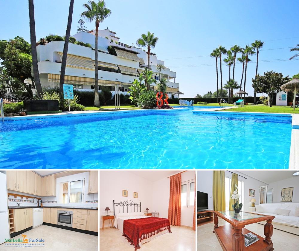 4 Bed Penthouse For Sale - Golden Mile, Marbella